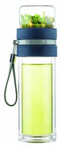 T- bottle blauw