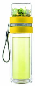 T- bottle geel
